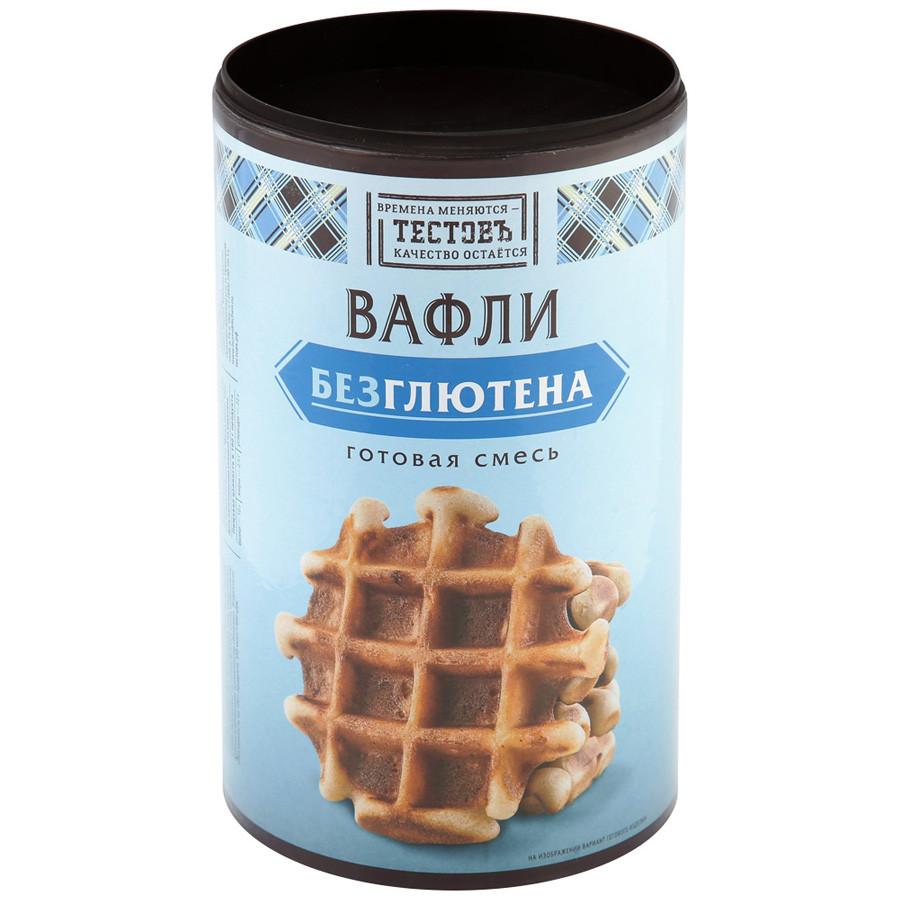 "Сухая смесь Вафли без глютена ""ТестовЪ"" 400 г"