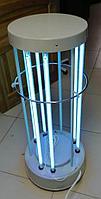 Облучатель бактерицидный передвижной 6-ламповый ОБПе-400 с лампами Philips. Для быстрого обеззараживания помещ