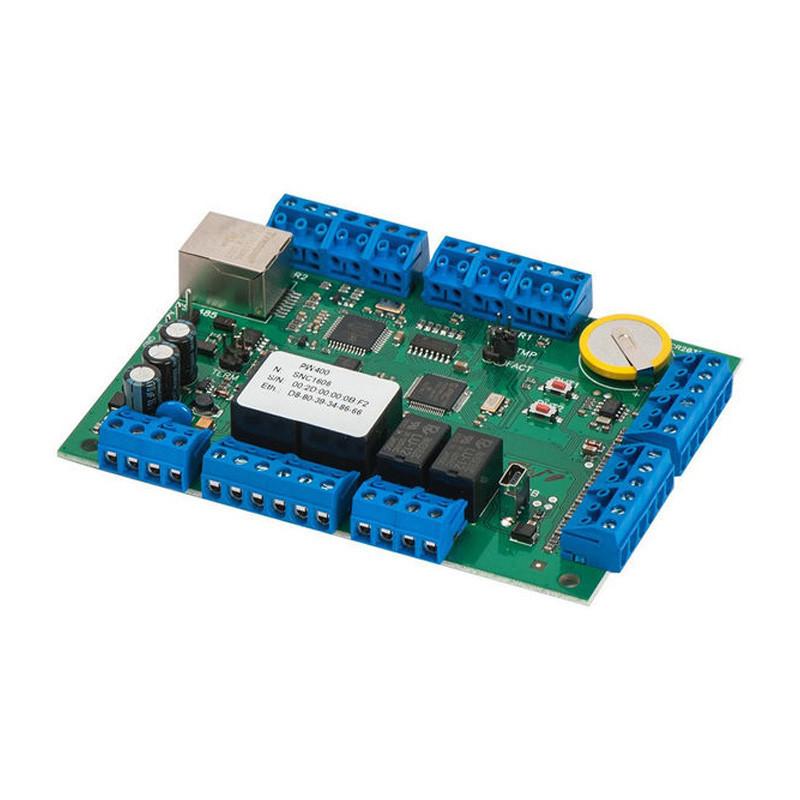 Универсальный IP контроллер СКУД PW-400 v.3
