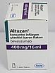 Алтузан ( Altuzan ) 100мг и 400мг , Бевацизумаб , Roche Швейцария, фото 2