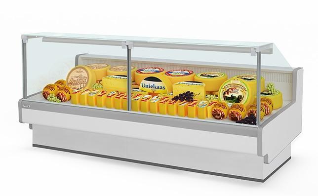 Холодильная витрина Aurora SQ 125 мармит