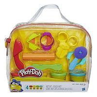 Пластилин Игровой набор для путешествий Play-Doh.