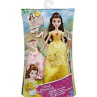 Disney Princess / Кукла Принцесса Дисней Белль с двумя нарядами
