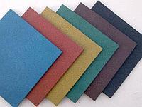 Резиновое покрытие плитка 50*50*1 см