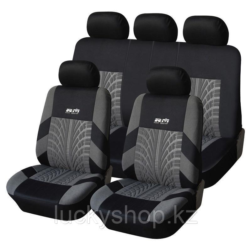 Чехлы на автомобильные кресла (полный набор)