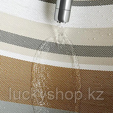 Комплект из 4-х сервировочных ковриков, цвет оранжевый, фото 3