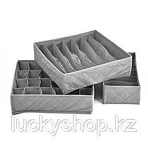 Органайзеры для белья - набор 3 шт., фото 2