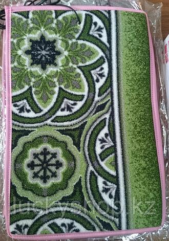 Коврик электрический с подогревом, цвет зеленый, фото 2