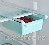 Подвесной органайзер для холодильника, цвет голубой, фото 2