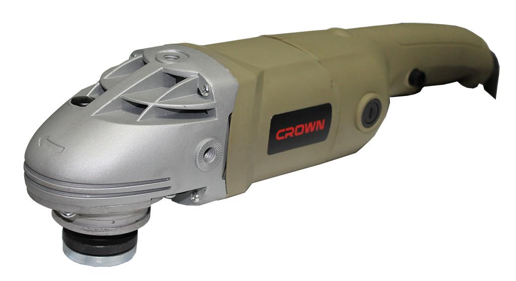 Угловая шлифовальная машина CROWN CT 13029