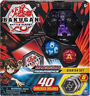 Bakugan стартовый набор Бакуган Darkus Hydranoid, фото 1