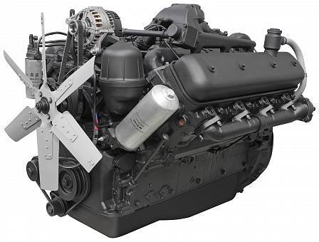 ЯМЗ-238НД3 V-образный 8-цилиндровый дизельный двигатель