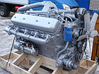 ЯМЗ-238НД3 V-образный 8-цилиндровый дизельный двигатель, фото 2