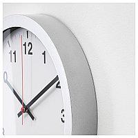 ЧАЛЛА Настенные часы,серебро,28см