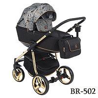 Детская коляска ADAMEX BARCELONA SPECIAL EDITION 3 В 1 (CR 502), фото 1
