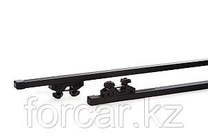 Багажник на рейлинги 125 см сталь (в сборе)