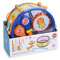 Детский набор музыкальных инструментов Happy Baby La-La Band, фото 1