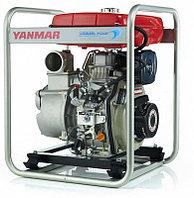 Мотопомпа Yanmar YDP 40TN