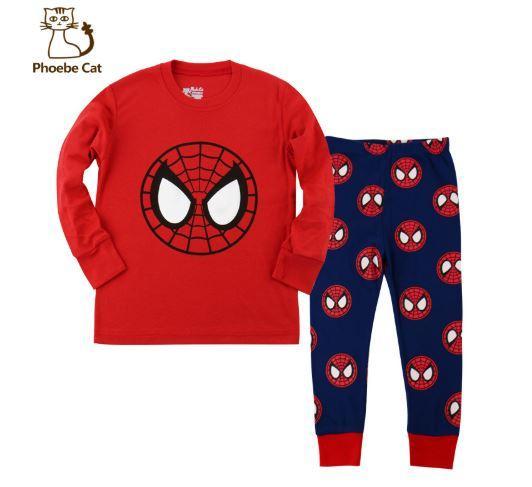"""Пижама для мальчика, """"Человек Паук"""""""