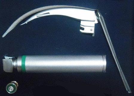 Ларингоскоп для сложной интубации McCoy NewWaseem FiberOptic, фото 2
