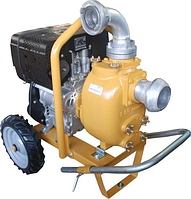 Дизельная мотопомпа Victor pump S60