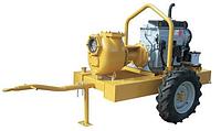 Дизельная мотопомпа Victor pump S150