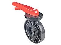 Затвор дисковый 150 (160) PN10 PVC