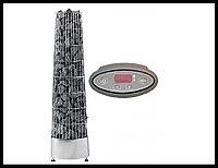 Электрическая печь Harvia KIVI PI90 (выносной пульт в комплекте), фото 1