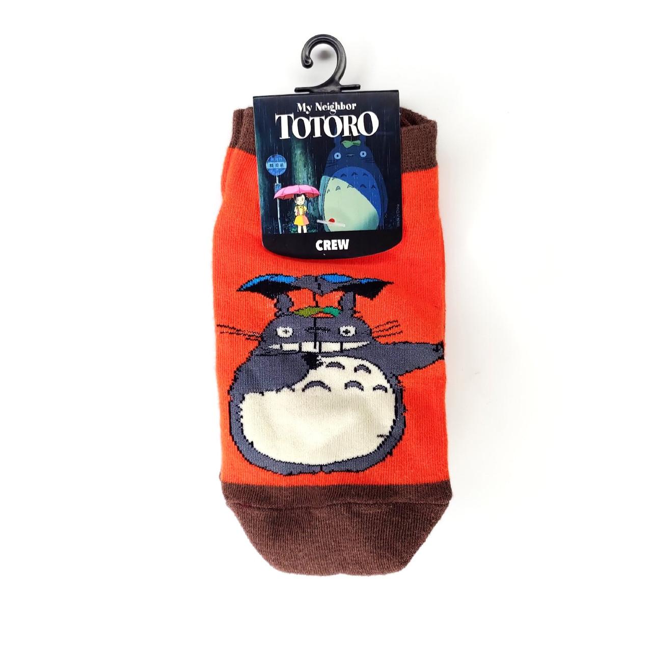 Носки короткие Тоторо