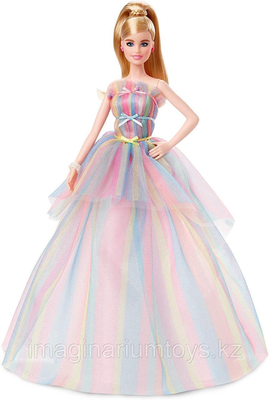 """Барби """"С Днем Рождения"""" Коллекционная кукла Barbie Birthday Wishes"""