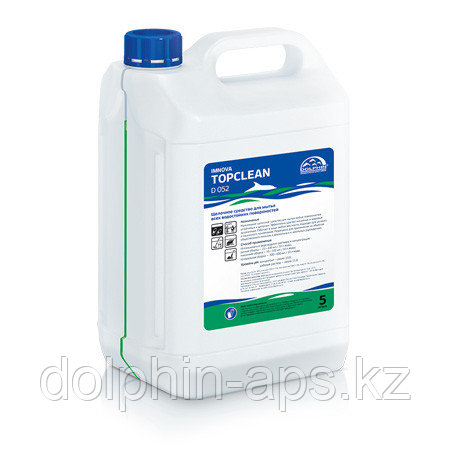 Cредство для мытья и обезжиривания любых поверхностей на пищевых производствах Imnova TopClean 10 л