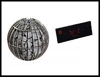 Электрическая печь Harvia Globe GL70 (выносной сенсорный пульт в комплекте), фото 1