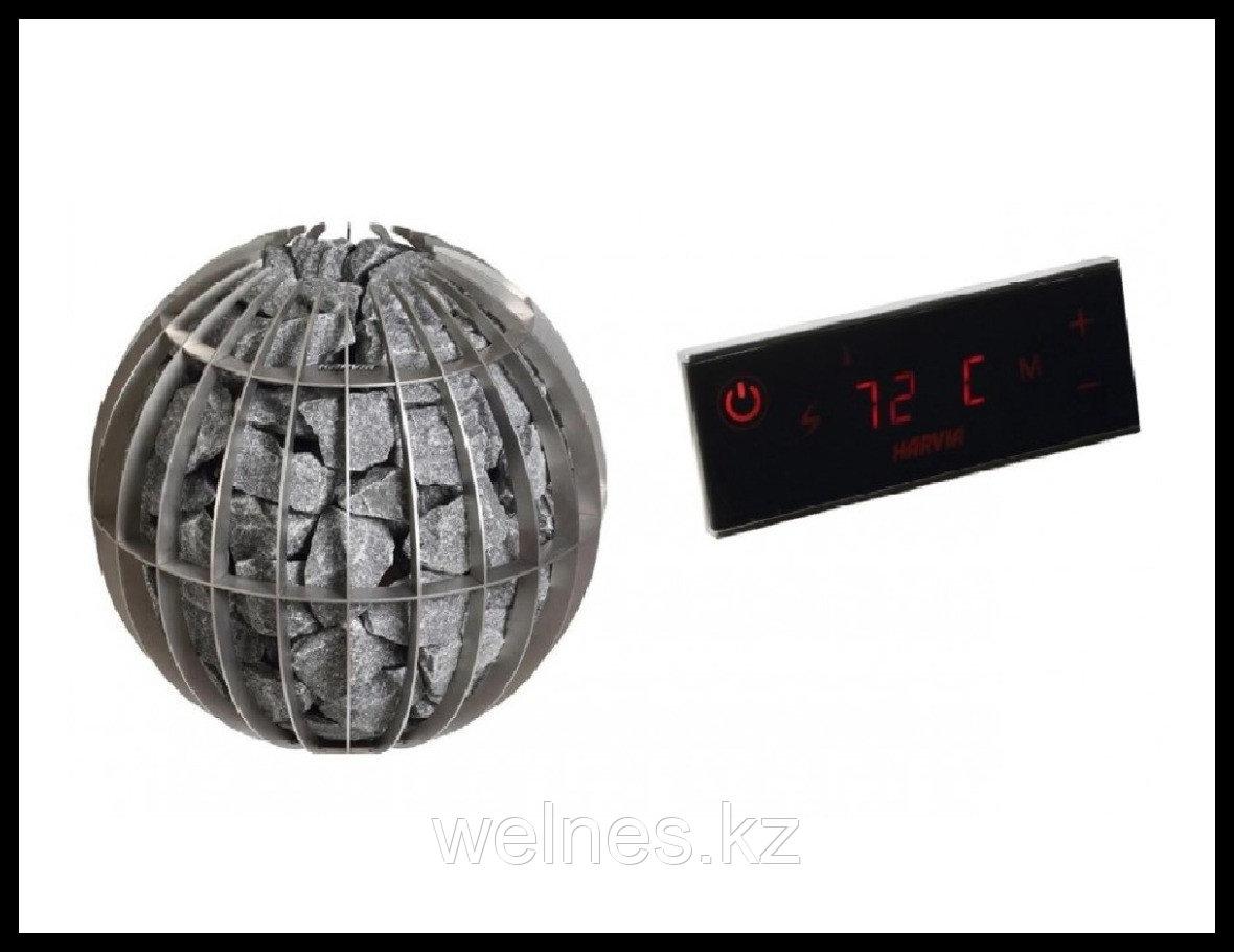 Электрическая печь Harvia Globe GL110 (выносной сенсорный пульт в комплекте)