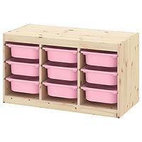 Стеллаж для игрушек ТРУФАСТ  ИКЕА, IKEA