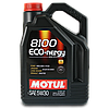 МОТОРНОЕ МАСЛО MOTUL 8100 Eco-Nergy 5W-30  5 литров