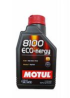 МОТОРНОЕ МАСЛО MOTUL 8100 Eco-Nergy 5W-30  1 литр