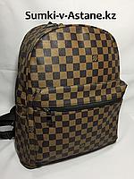 Женский подростковый рюкзак для города.Высота 34 см, ширина 32 см, глубина 15 см., фото 1