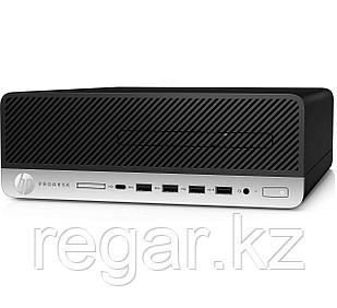 Системный блок HP HP Prodesk 600G3SFF / Platinum / i3-6100 / 4GB / 500GB HDD / W10p64 / No  ODD / 3yw / USB