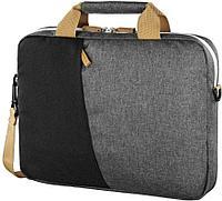 """Сумка для ноутбука 13.3"""" Hama Florence черный/серый полиэстер (00101567)"""