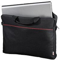 """Сумка для ноутбука 15.6"""" Hama Tortuga черный полиэстер (00101216/00101740)"""