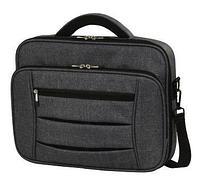 """Сумка для ноутбука 13.3"""" Hama Business темно-серый полиэстер (00101575)"""
