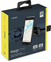Держатель Deppa Mage One магнитный черный для смартфонов (55151)