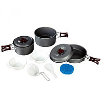 Tramp набор посуды (анодированный алюминий)