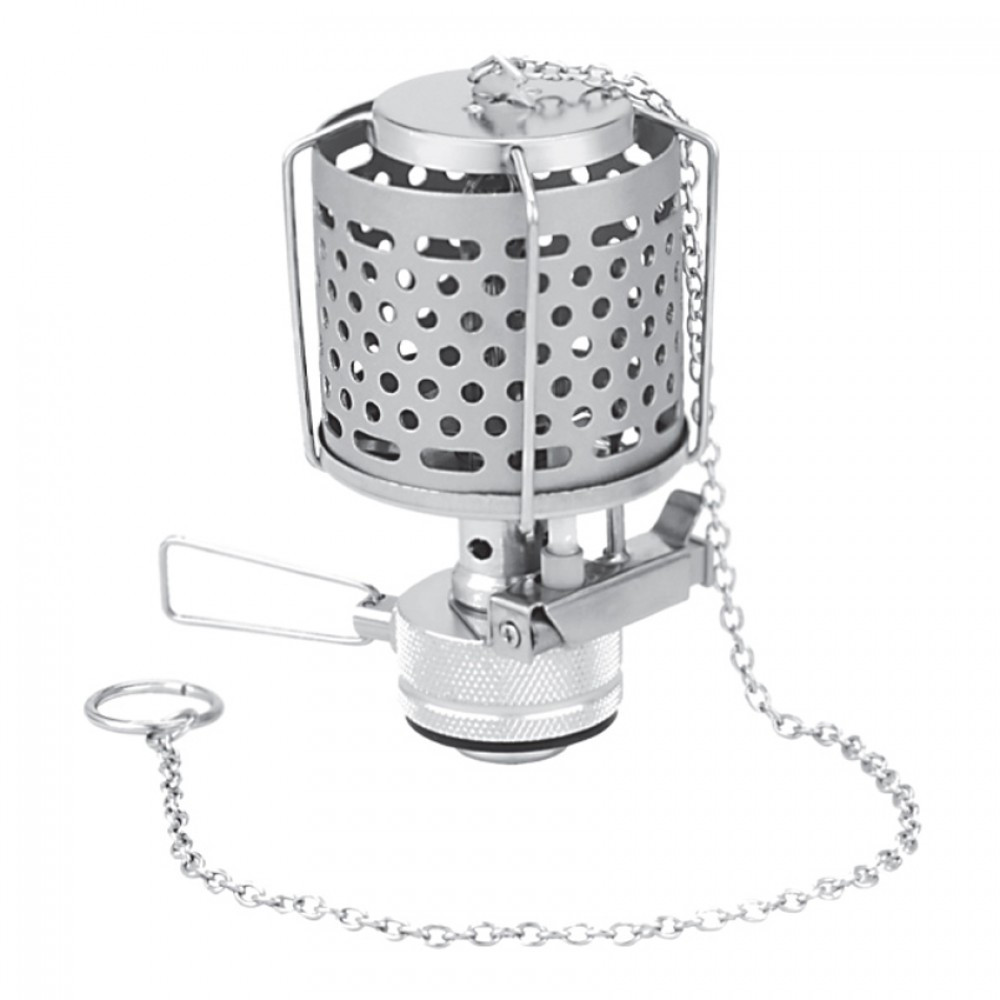 Tramp  лампа туристическая с металическим плафоном и пьезопджигом