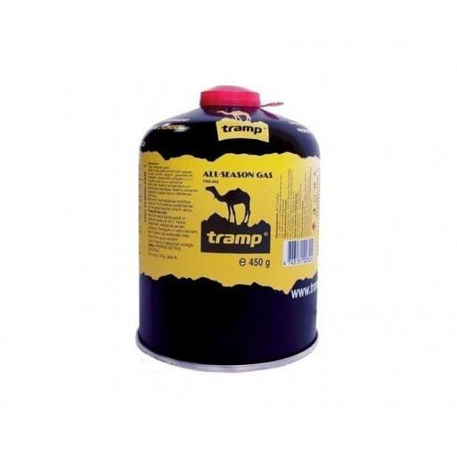 Tramp  газовый баллон - резьбовой - 450 г - (к-12 шт)