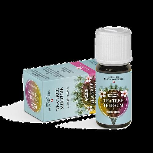 Эфирное масло чайного дерева с добавлением масел мануки и кануки,эффективный природный антисептик.