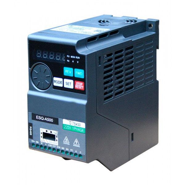 Частотный преобразователь ESQ-A500-021-0,75K