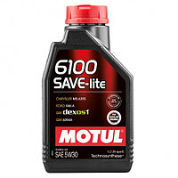 Моторное масло MOTUL 6100 Save Lite 5W-30 1 литр