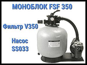 Фильтровальная установка для бассейна Emaux FSF350 (Моноблок)