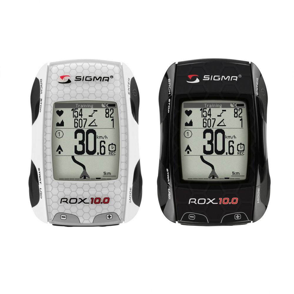 Sigma  велокомпьютер Rox 10.0 GPS
